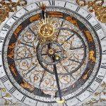 Астрономические часы в начале 20 века