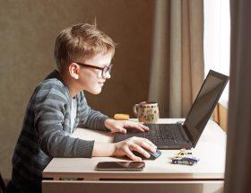О количестве выданных для онлайн-учебы гаджетов рассказали в Минпросвещения