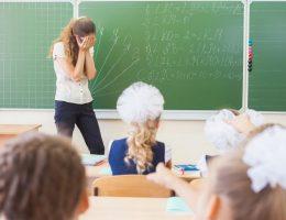 Учителя уходят из школ