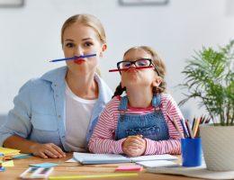 про детей и родителей